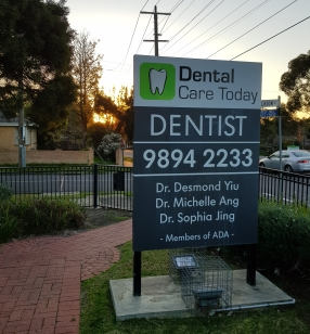 Dental clinic in Forest Hill