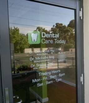 Family dental at Forest Hill - Fridge magnet